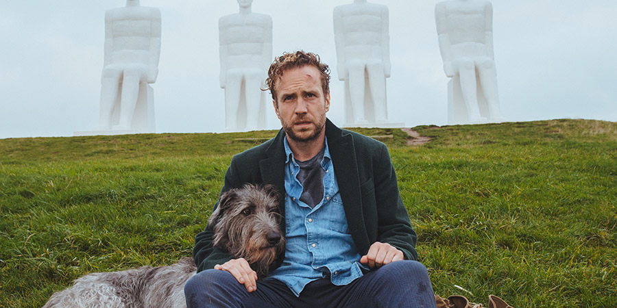 One Way To Denmark. Herb (Rafe Spall).