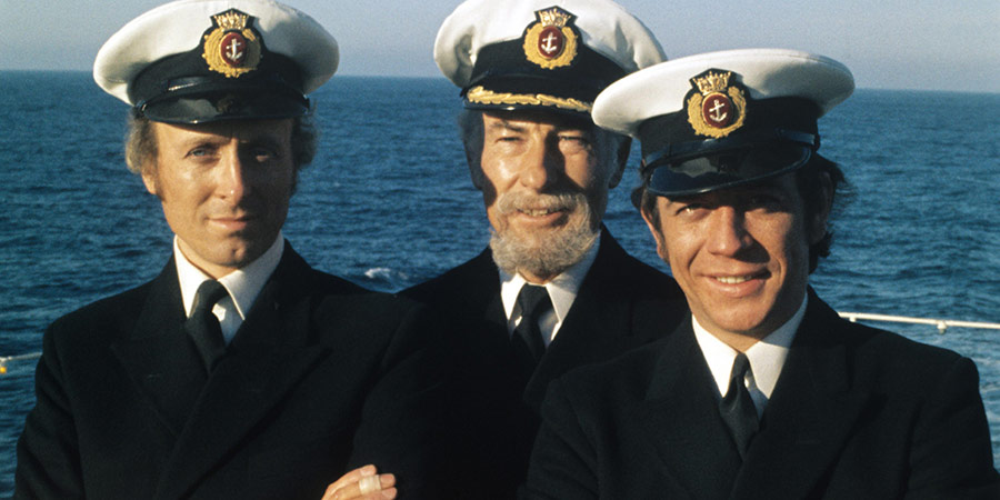 Doctor At Sea. Copyright: London Weekend Television.
