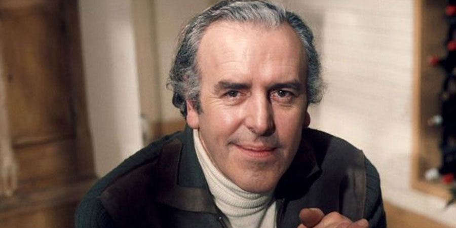 Don't Forget To Write!. Gordon Maple (George Cole). Copyright: BBC.