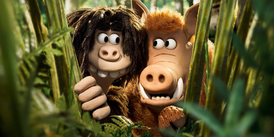 Early Man. Copyright: Aardman Animations.