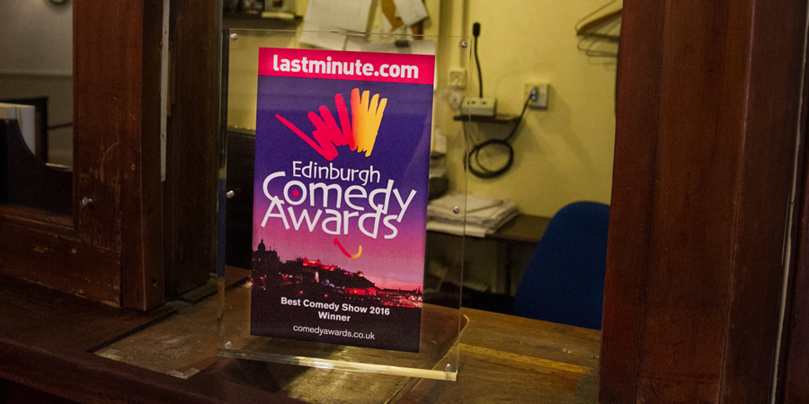 British Comedy GuideEdinburgh Fringe 2016Edinburgh Comedy Awards 2016 shortlist