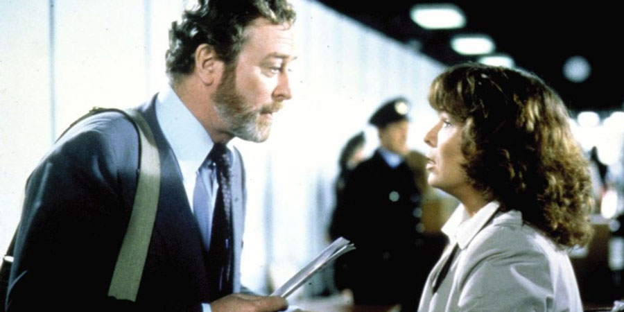 Educating Rita. Image shows from L to R: Dr. Frank Bryant (Michael Caine), Rita (Julie Walters).