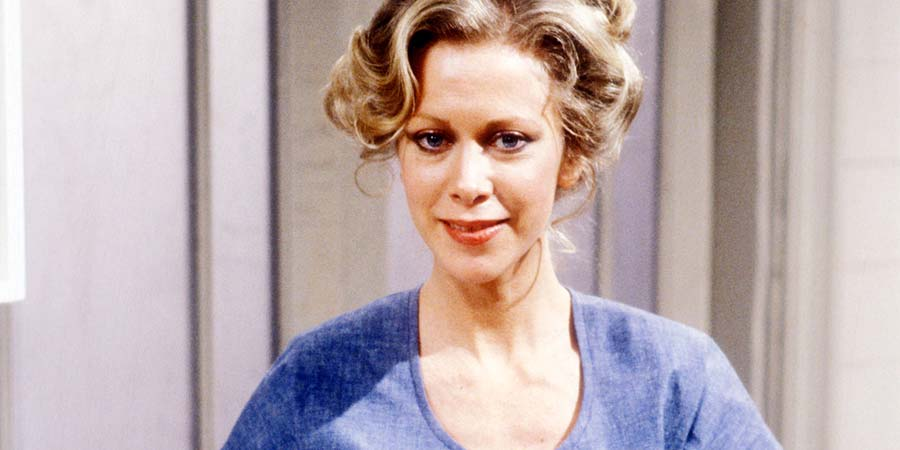 Fawlty Towers. Polly (Connie Booth). Copyright: BBC.