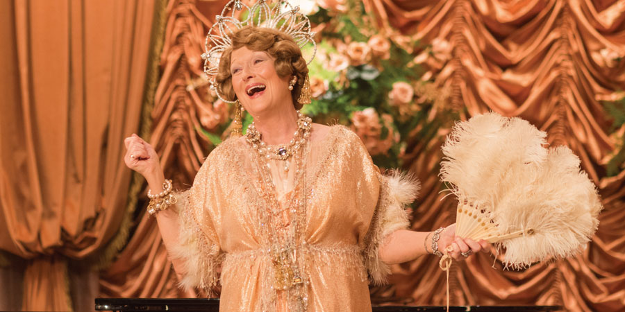 Florence Foster Jenkins. Florence (Meryl Streep).