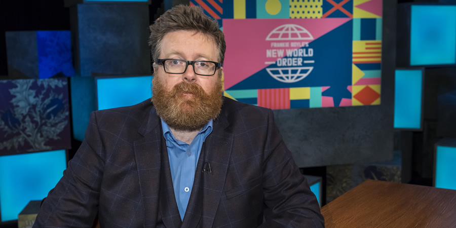 frankie boyle u0026 39 s new world order videos