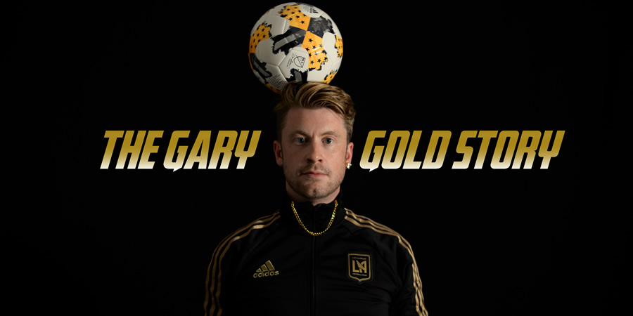 The Gary Gold Story. Gary Gold (Greg Ash).