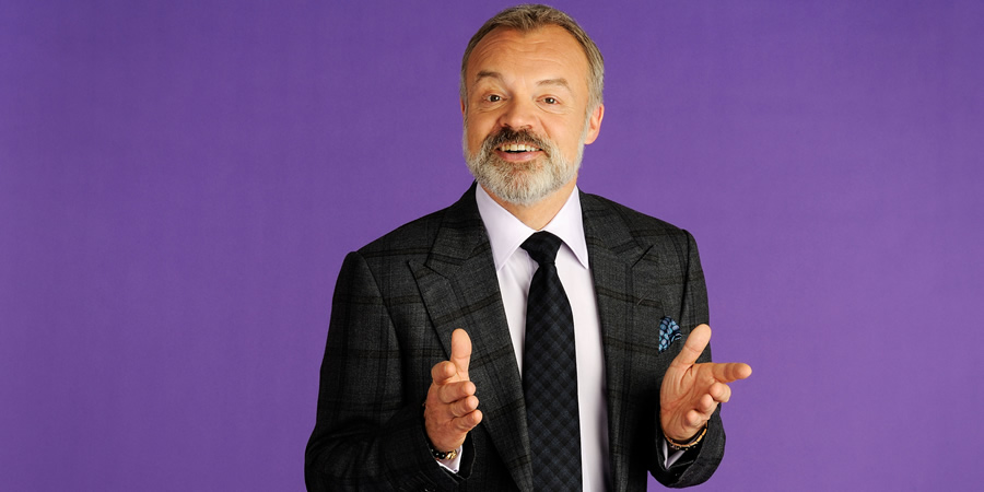The Graham Norton Show. Graham Norton.