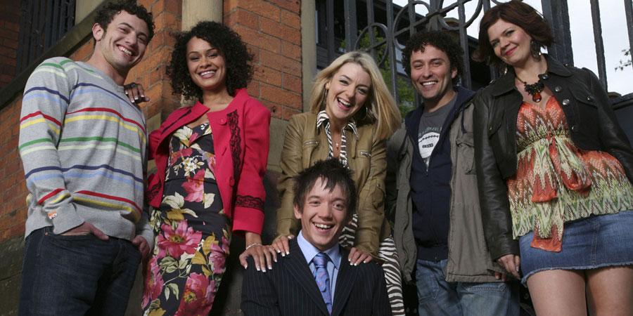 Grownups - BBC3 Sitcom - British Comedy Guide