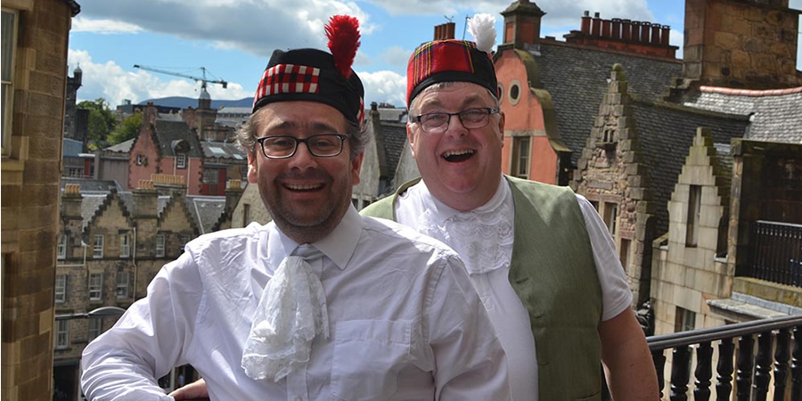 Hamish and Dougal to make stage debut