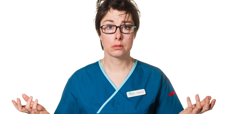 Heading Out. Sara Ford (Sue Perkins).