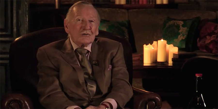 Hello: A Portrait Of Leslie Phillips. Leslie Phillips. Copyright: Back Door Productions.