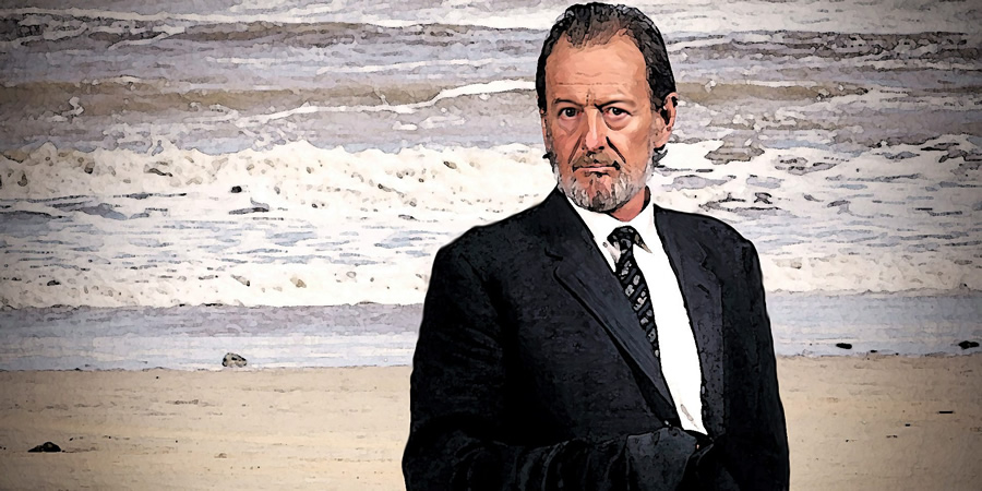 Holding Back The Tide. John Hector (Ronald Pickup). Copyright: BBC.