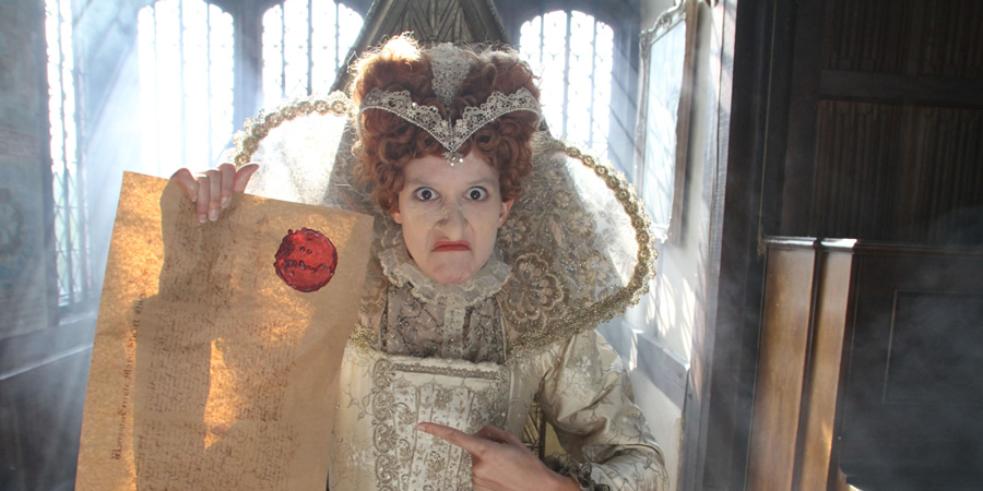 Horrible Histories. Louise Ford.