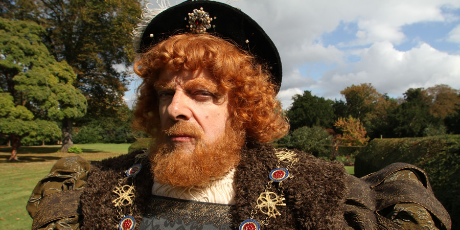 Horrible Histories. Henry VIII (Rowan Atkinson).