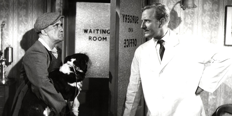 In The Doghouse. Leslie Phillips. Copyright: Rank Organisation / Shutterstock.