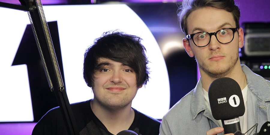 Image shows from L to R: Dean Dobbs, Jack Howard.