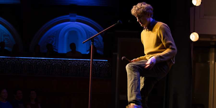 James Acaster: Repertoire. James Acaster.