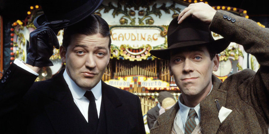 Jeeves And Wooster - ITV Comedy Drama - British Comedy Guide