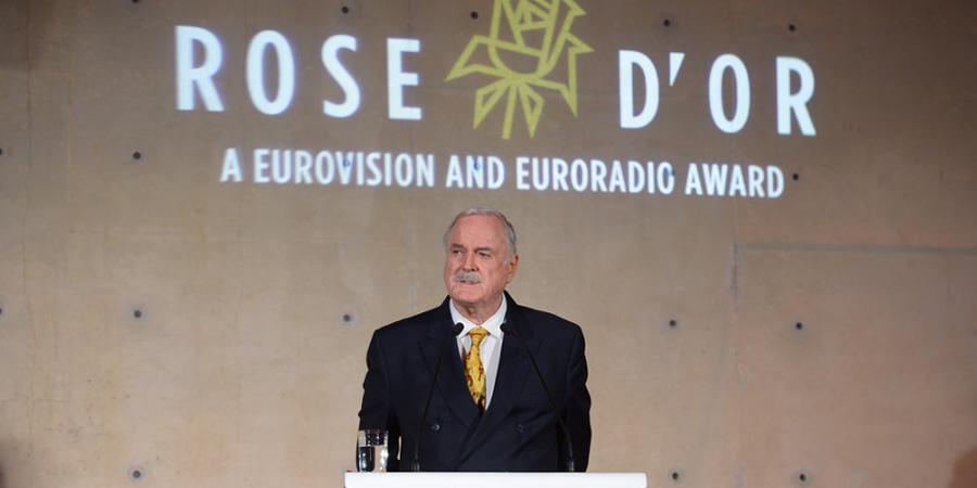 John Cleese. Copyright: Rose d'Or.