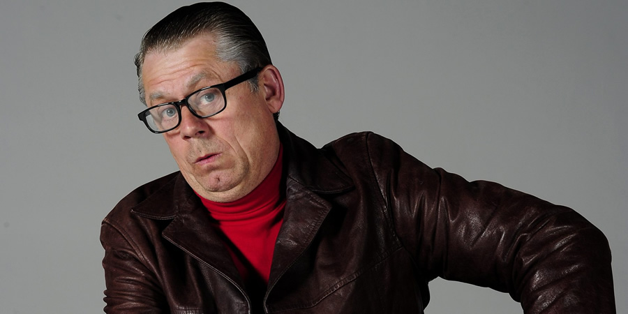 John Shuttleworth. Graham Fellows.