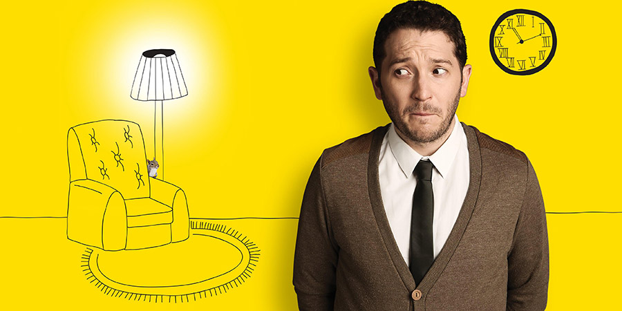Jon Richardson: Old Man. Jon Richardson. Copyright: Universal Pictures.