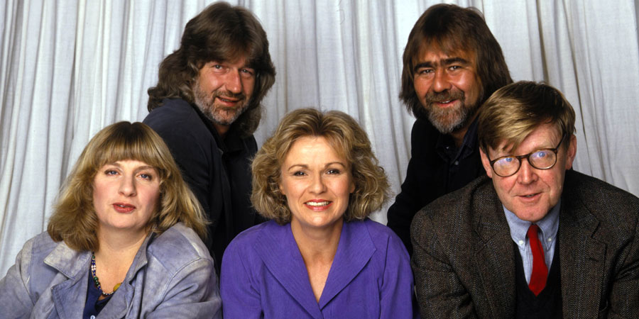 Julie Walters And Friends.
