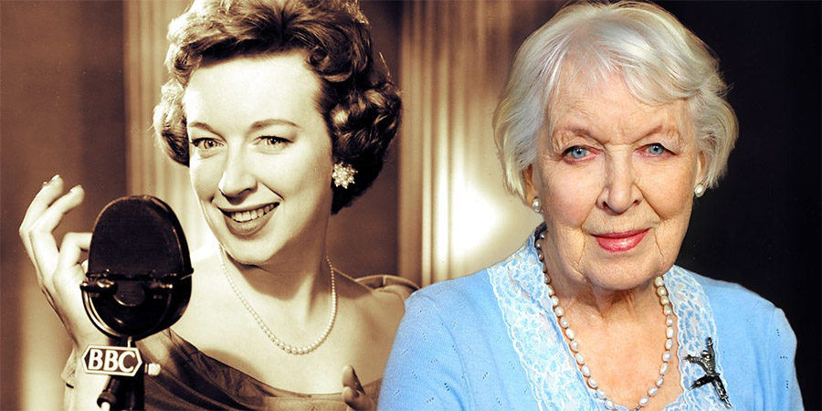 June Whitfield: 90 Not Out. June Whitfield. Copyright: Giddy Goat Productions.