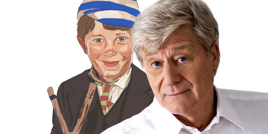 Just William - Live!. Martin Jarvis. Copyright: Jarvis and Ayres Productions.