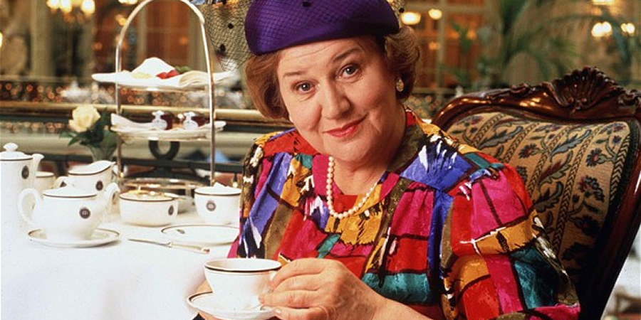 Keeping Up Appearances. Hyacinth Bucket (Patricia Routledge).