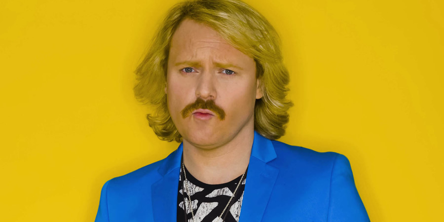 Keith Lemon's LemonAid. Keith Lemon (Leigh Francis). Copyright: TalkbackThames.