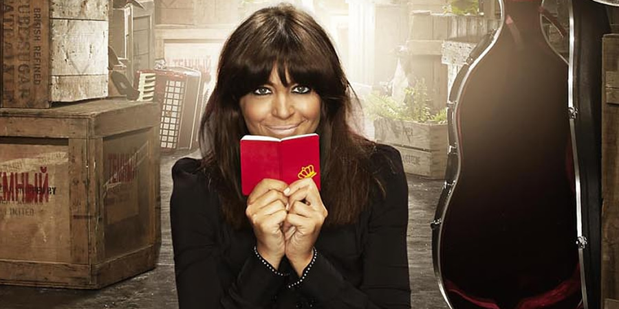 King Of.... Claudia Winkleman.