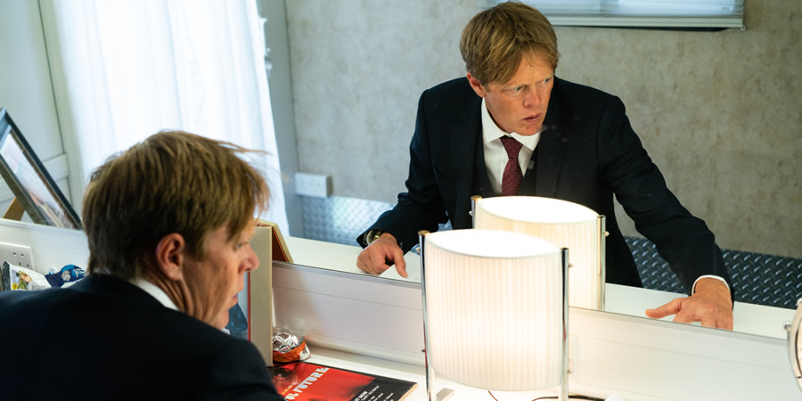Kris Marshall's Comedy Short. Max Bartlett (Kris Marshall). Copyright: Roughcut Television.