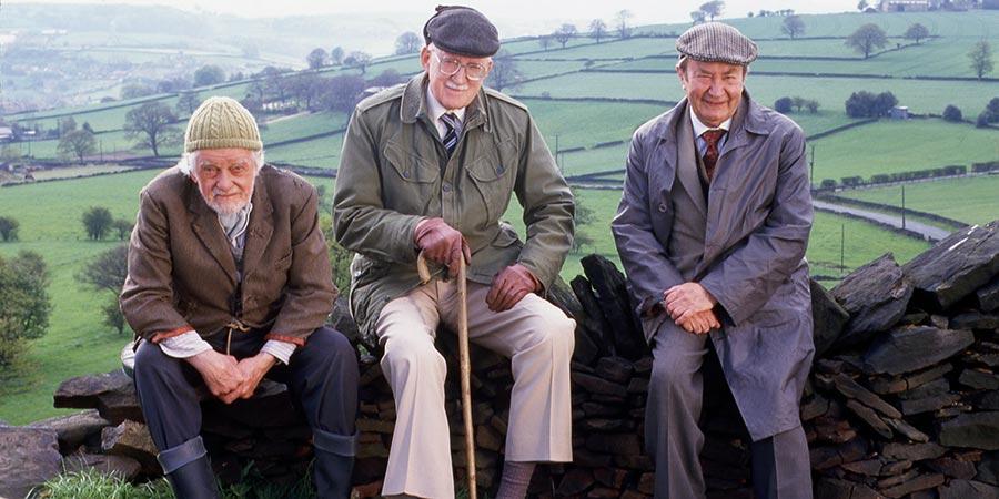 Last Of The Summer Wine - BBC1 Sitcom - British Comedy Guide
