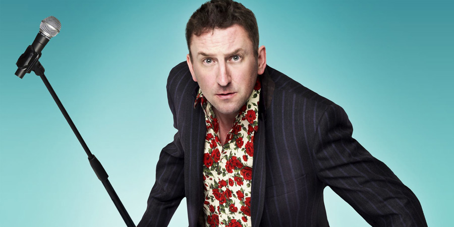 Lee Mack: Hit The Road Mack. Lee Mack.