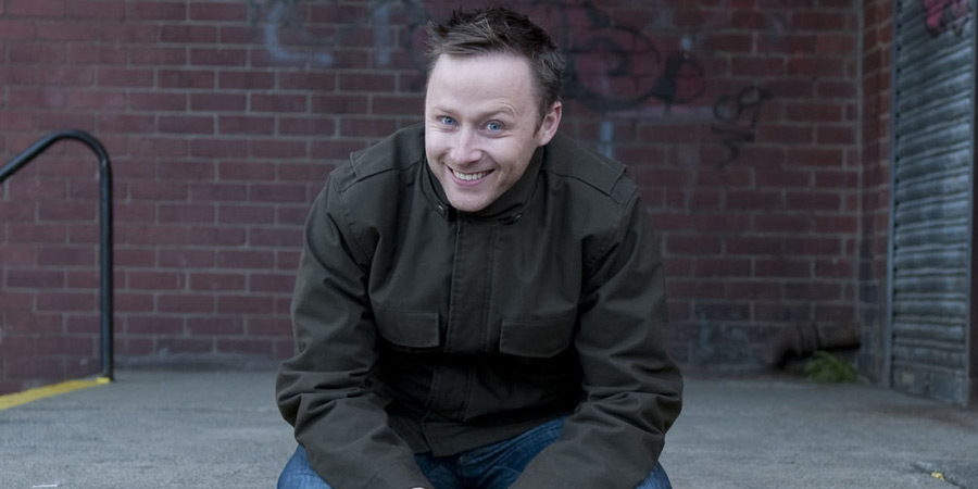Limmy's Show!. Brian Limond. Copyright: The Comedy Unit.