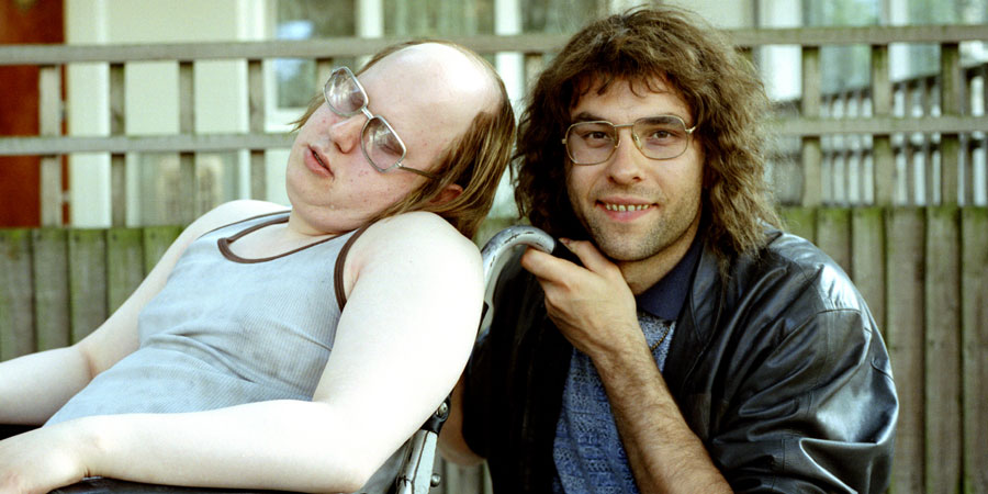 Little Britain. Image shows from L to R: Matt Lucas, David Walliams. Copyright: BBC / Little Britain Productions.