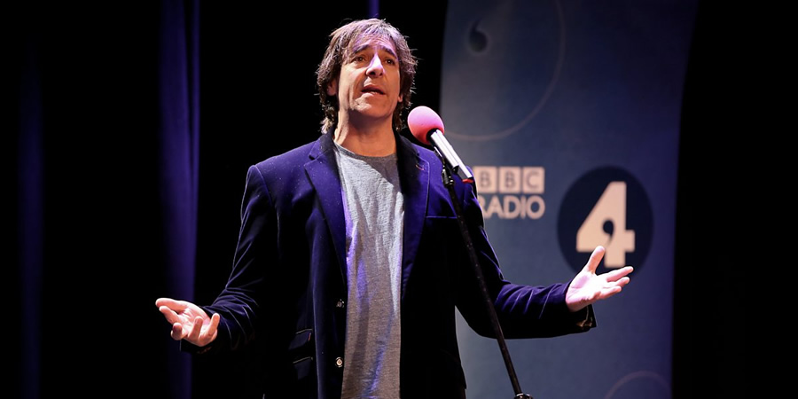 Mark Steel: Who Do I Think I Am?. Mark Steel. Copyright: BBC.