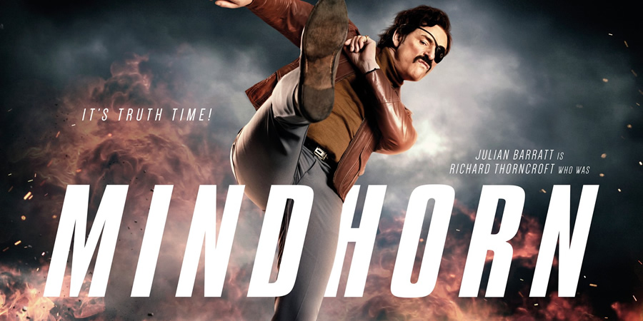 Mindhorn. Richard 'Mindhorn' Thorncroft (Julian Barratt).