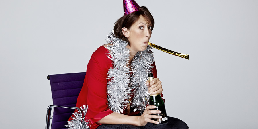 Miranda Does Christmas. Miranda Hart.