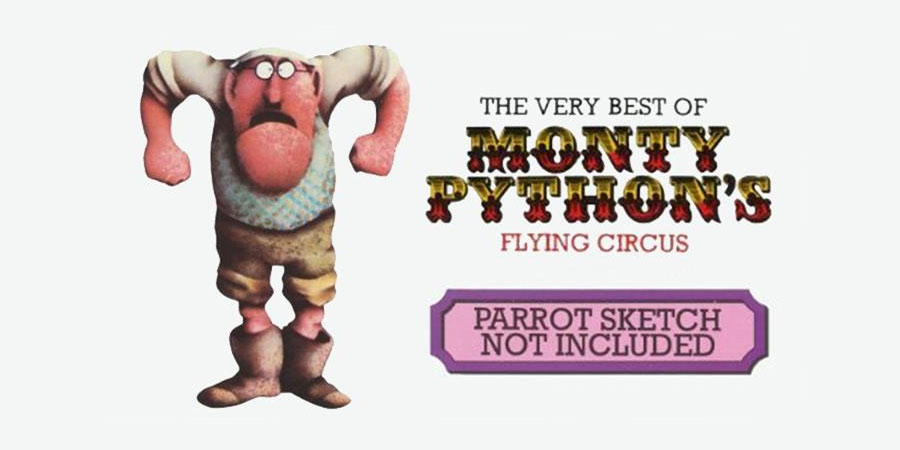 Parrot Sketch Not Included: 20 Years Of Monty Python.