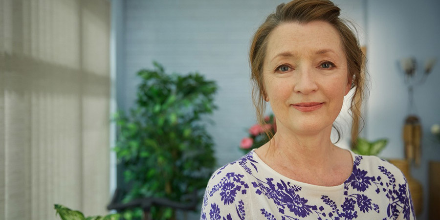 Mum. Cathy (Lesley Manville). Copyright: Big Talk Productions.