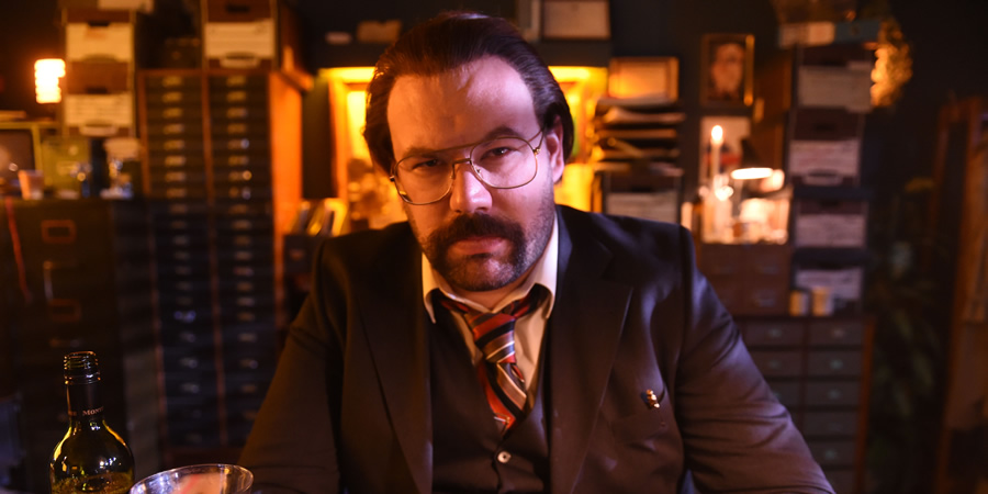 Murder In Successville. DI Sleet (Tom Davis).