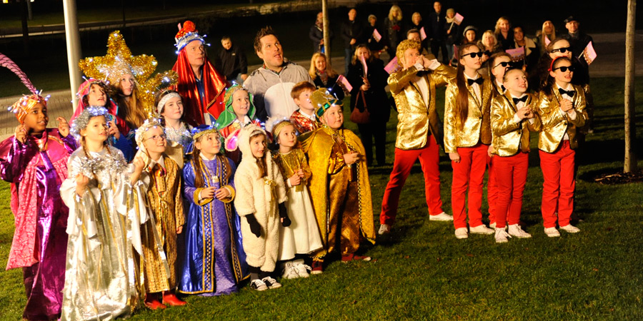 Nativity 3: Dude, Where's My Donkey?!. Copyright: Mirrorball Films.