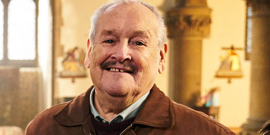 Not Going Out. Frank (Bobby Ball). Copyright: Avalon Television.