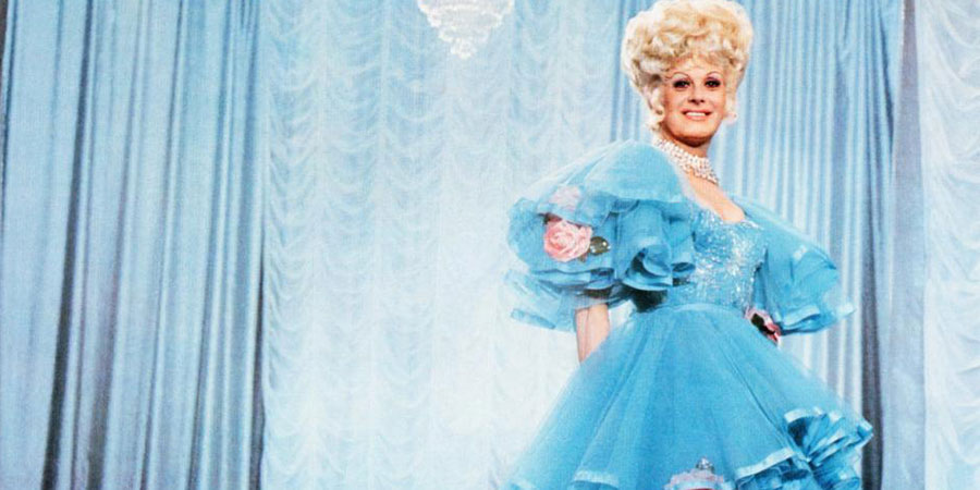 Our Miss Fred. Danny La Rue.