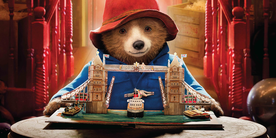 Paddington 2. Copyright: Heyday Films.
