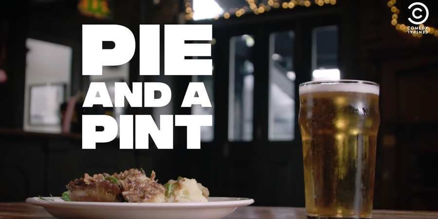 Pie And A Pint.