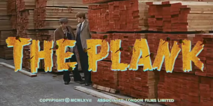 The Plank. Copyright: Associated London Films Limited.