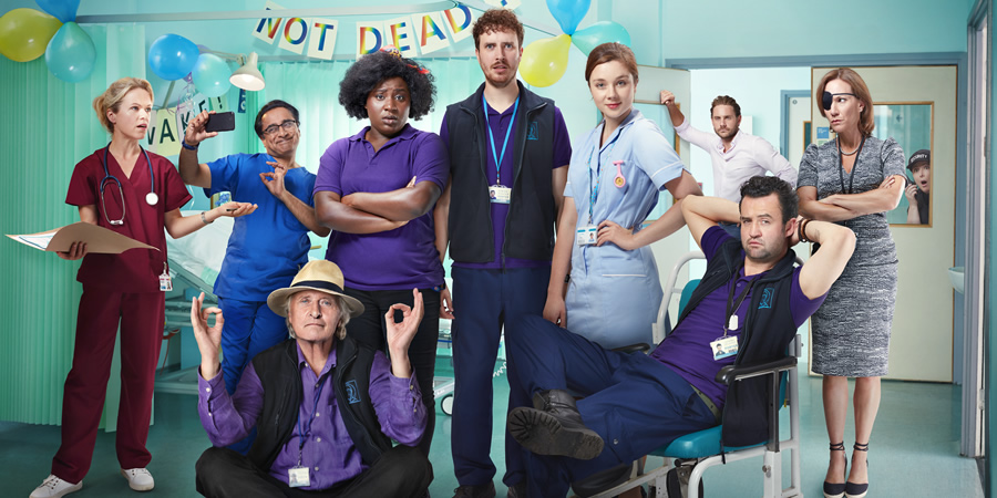 Series 2 Cast Interview Porters British Comedy Guide
