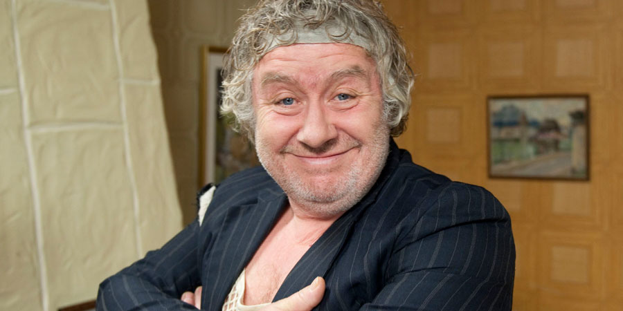 Rab C. Nesbitt. Rab C. Nesbitt (Gregor Fisher). Copyright: The Comedy Unit.